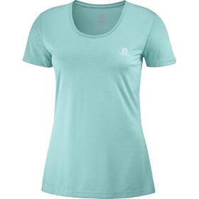 Salomon Agile SS Shirt Dame meadowbrook